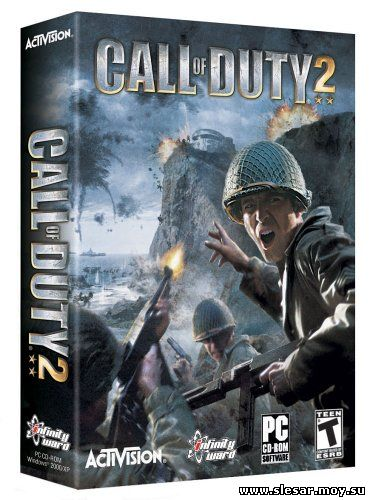 Call of Duty 2 (1C Рус) (2005)